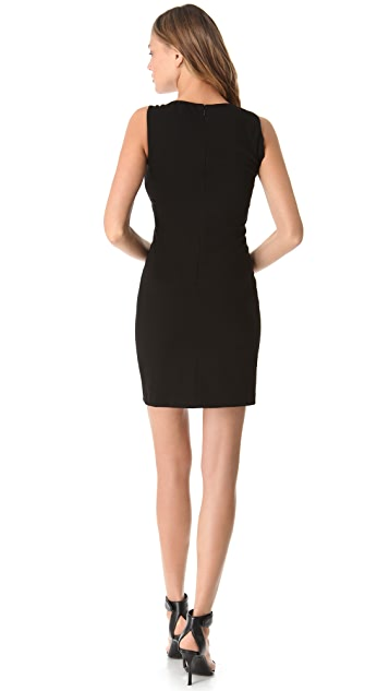 Diane von Furstenberg Yianna Embroidered Dress