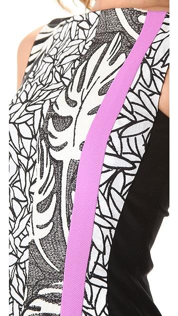Diane von Furstenberg Yianna Embroidered Dress
