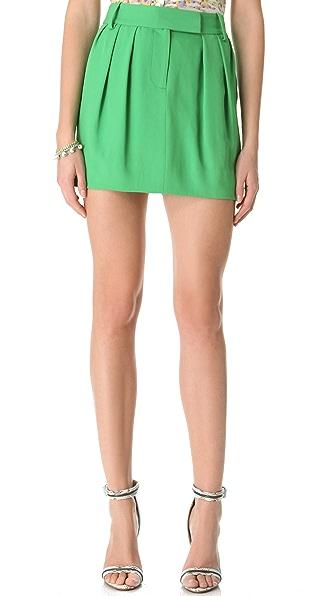 Diane von Furstenberg Angelica Canvas Skirt