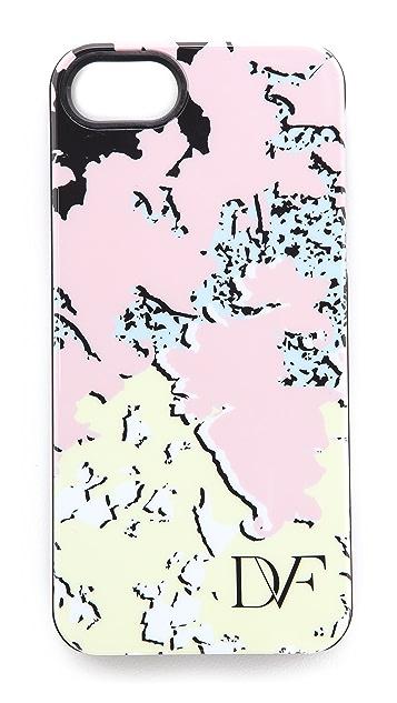 Diane von Furstenberg Printed iPhone 5 Case