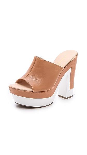 Diane von Furstenberg Romeo Slide Sandals