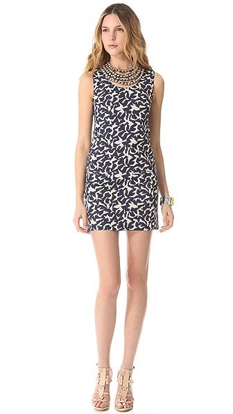 Diane von Furstenberg Noralie Embellished Dress