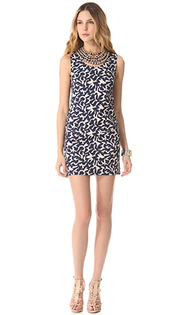 Diane von Furstenberg Noralie Embellished Dress