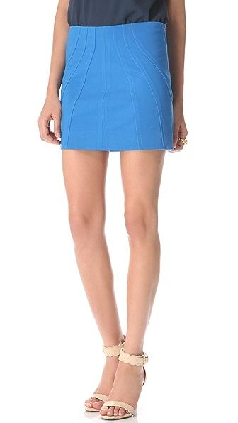 Diane von Furstenberg Cameroon Miniskirt