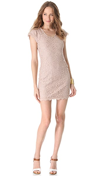 Diane von Furstenberg Wanda Lace Dress