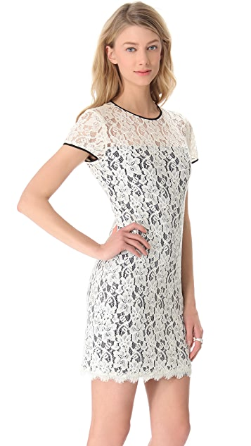 Diane von Furstenberg Barbie Lace Dress