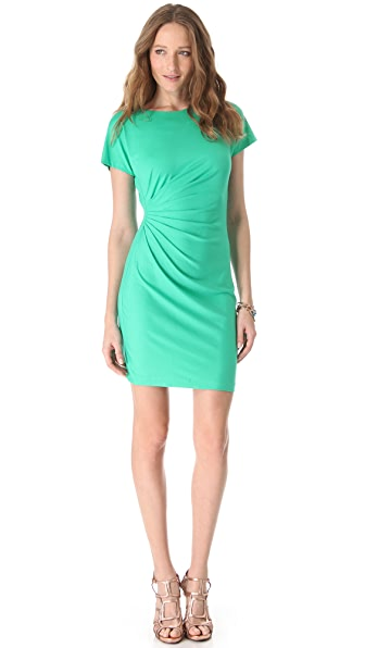 Diane von Furstenberg Melek Ruched Side Dress