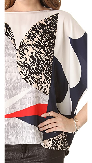 Diane von Furstenberg New Hanky Top