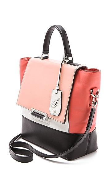 Diane von Furstenberg 440 Small Colorblock Bag