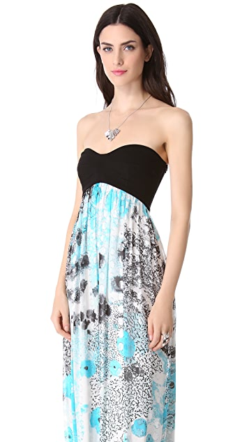 Diane von Furstenberg Asti Maxi Dress