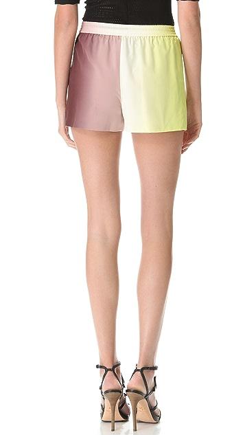 Diane von Furstenberg Benan Shorts