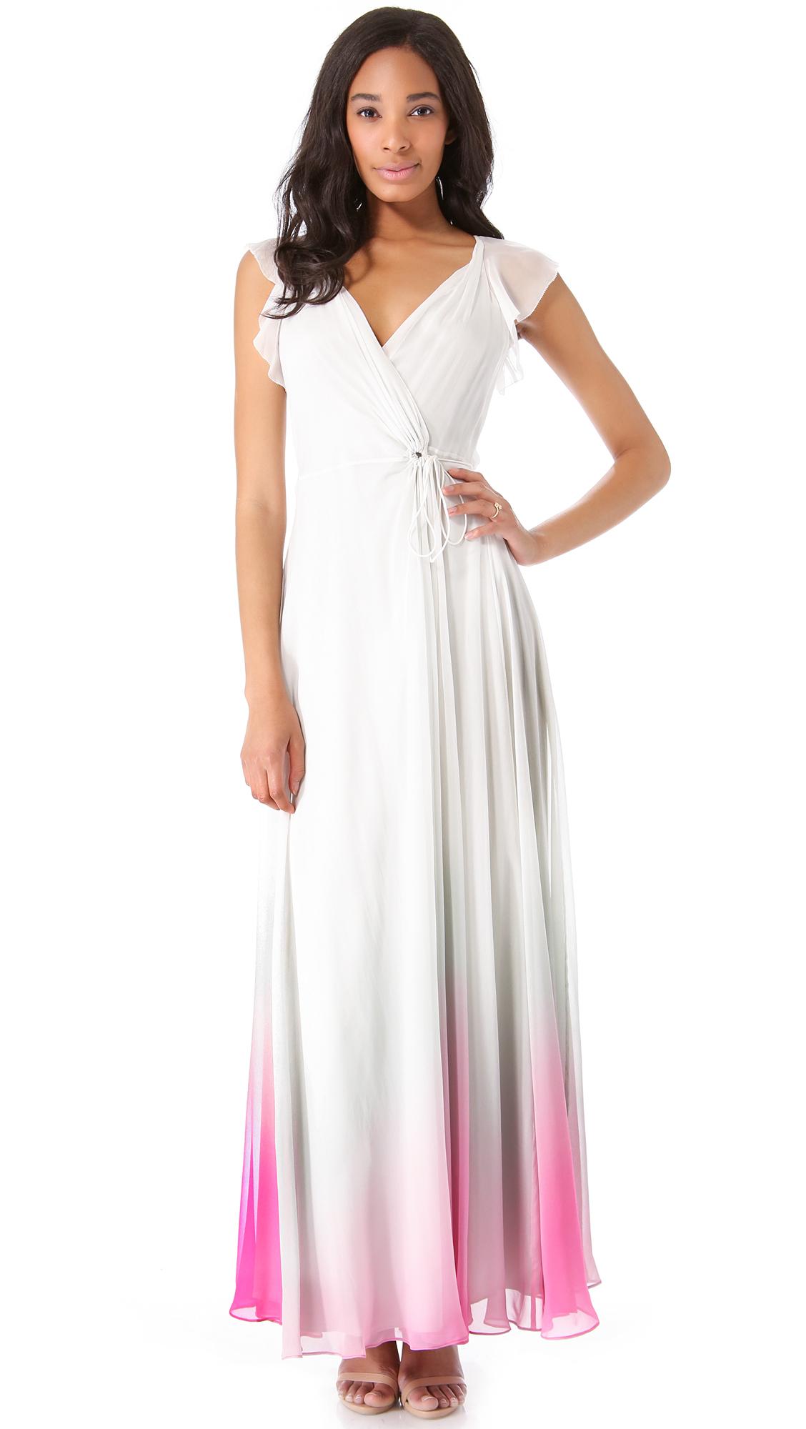 Diane von Furstenberg Delancey Gown | SHOPBOP