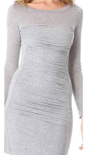 Diane von Furstenberg Lerosa Ruched Dress