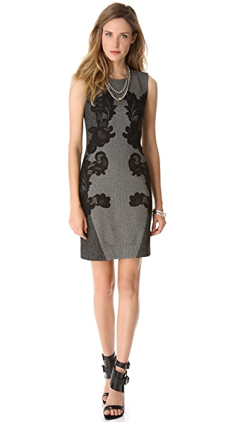 Diane von Furstenberg Pentra Shift Dress