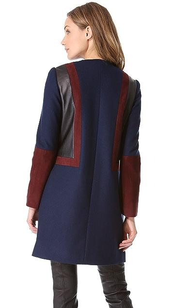 Diane von Furstenberg Tanaquil Coat