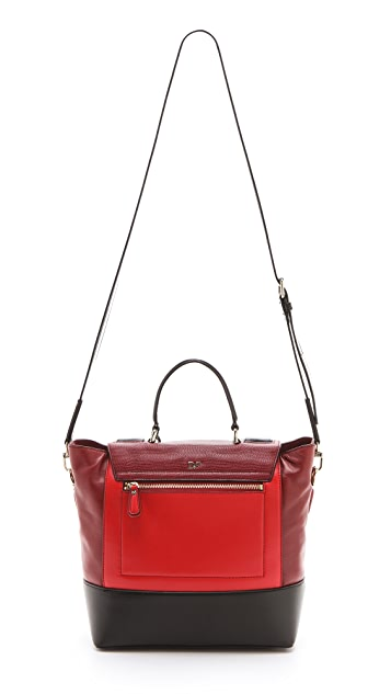 Diane von Furstenberg 440 Colorblock Bag