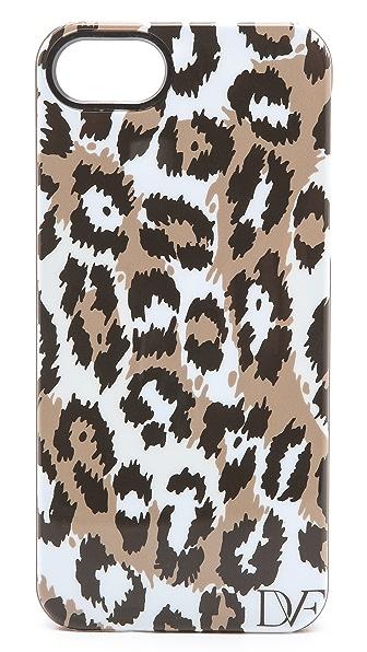 Diane von Furstenberg Leopard iPhone 5 /5S Case