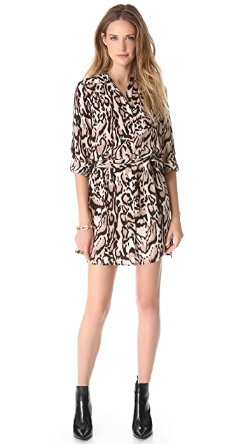 Diane von Furstenberg Prita Shirtdress