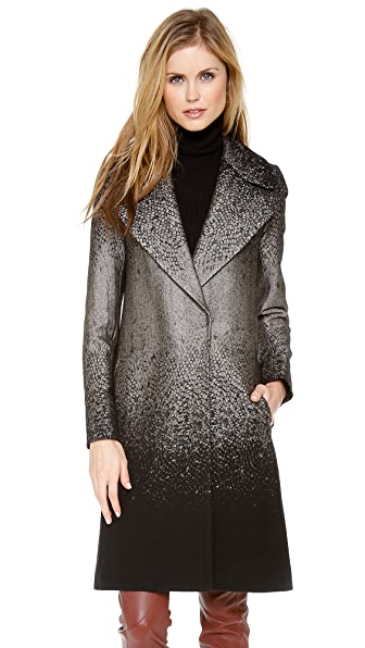 Diane von Furstenberg Abiline Long Coat