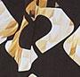 Chain Fragments Gold/Black/Blk