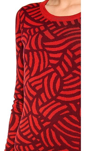 Diane von Furstenberg Farley Sweater Dress