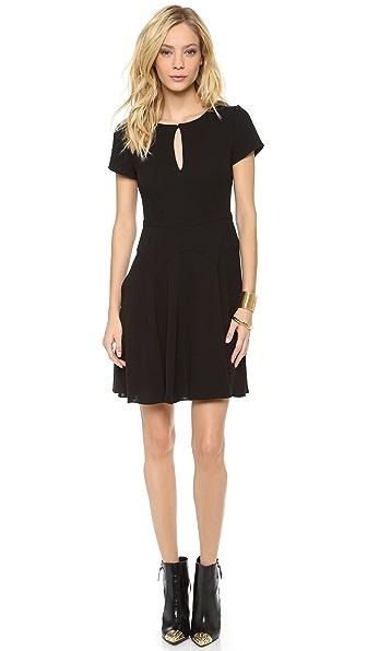 Diane von Furstenberg Raizel Keyhole Dress