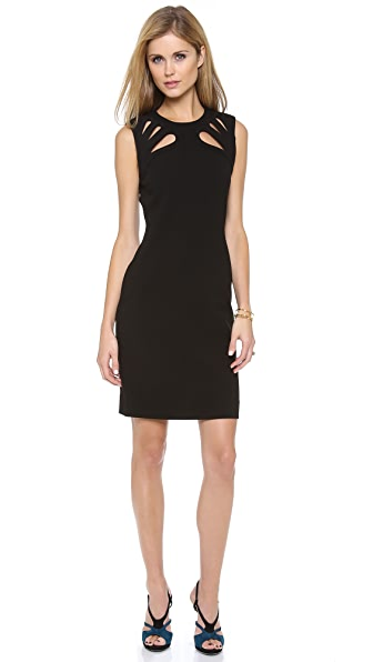 Diane von Furstenberg Sidra Cutout Dress