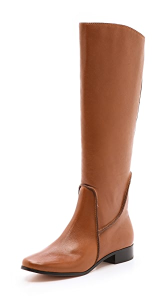 Diane von Furstenberg Karen Tall Flat Boots