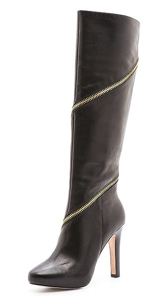 Diane von Furstenberg Cambria Zip Around Boots