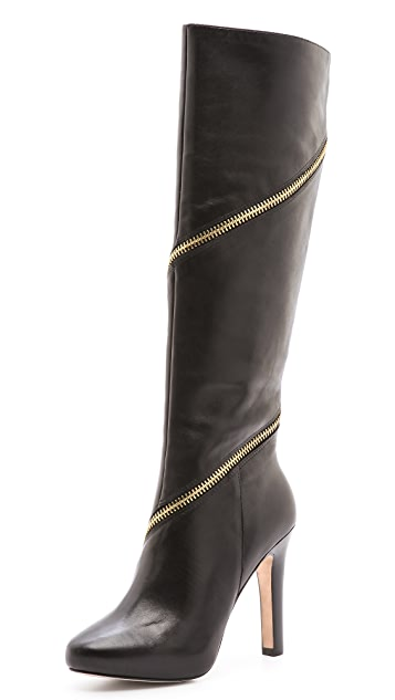 Diane von Furstenberg Cambria Zip Around Boots
