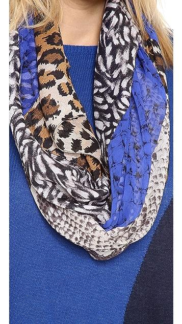 Diane von Furstenberg New Boomerang Scarf