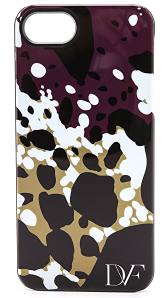 Diane von Furstenberg Cheetah Splash iPhone 5 / 5S Case
