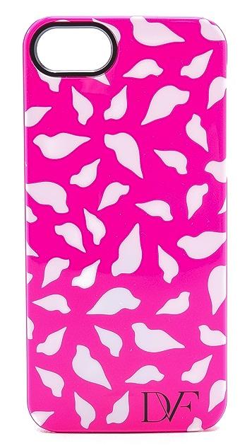 Diane von Furstenberg Lip Print iPhone 5 / 5S Case