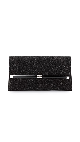 Diane von Furstenberg Envelope Diamond Dust Clutch