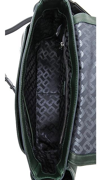 Diane von Furstenberg Highline Courier Bag