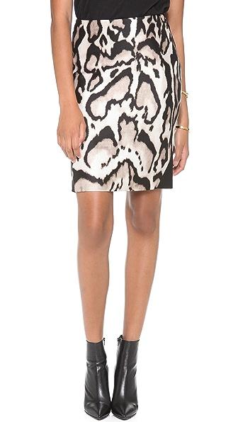 Diane von Furstenberg Mae Mikado Pencil Skirt