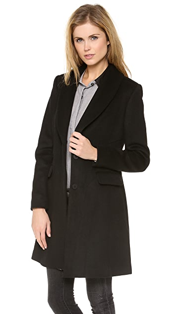 Diane von Furstenberg Selena Coat