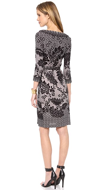 Diane von Furstenberg Inari Wrap Dress