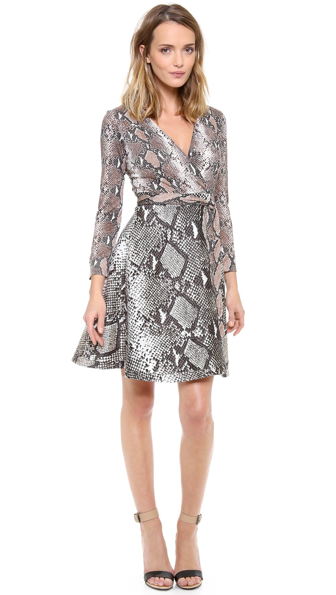 The wrap dress dvf - The Wrap Dress Dvf 36
