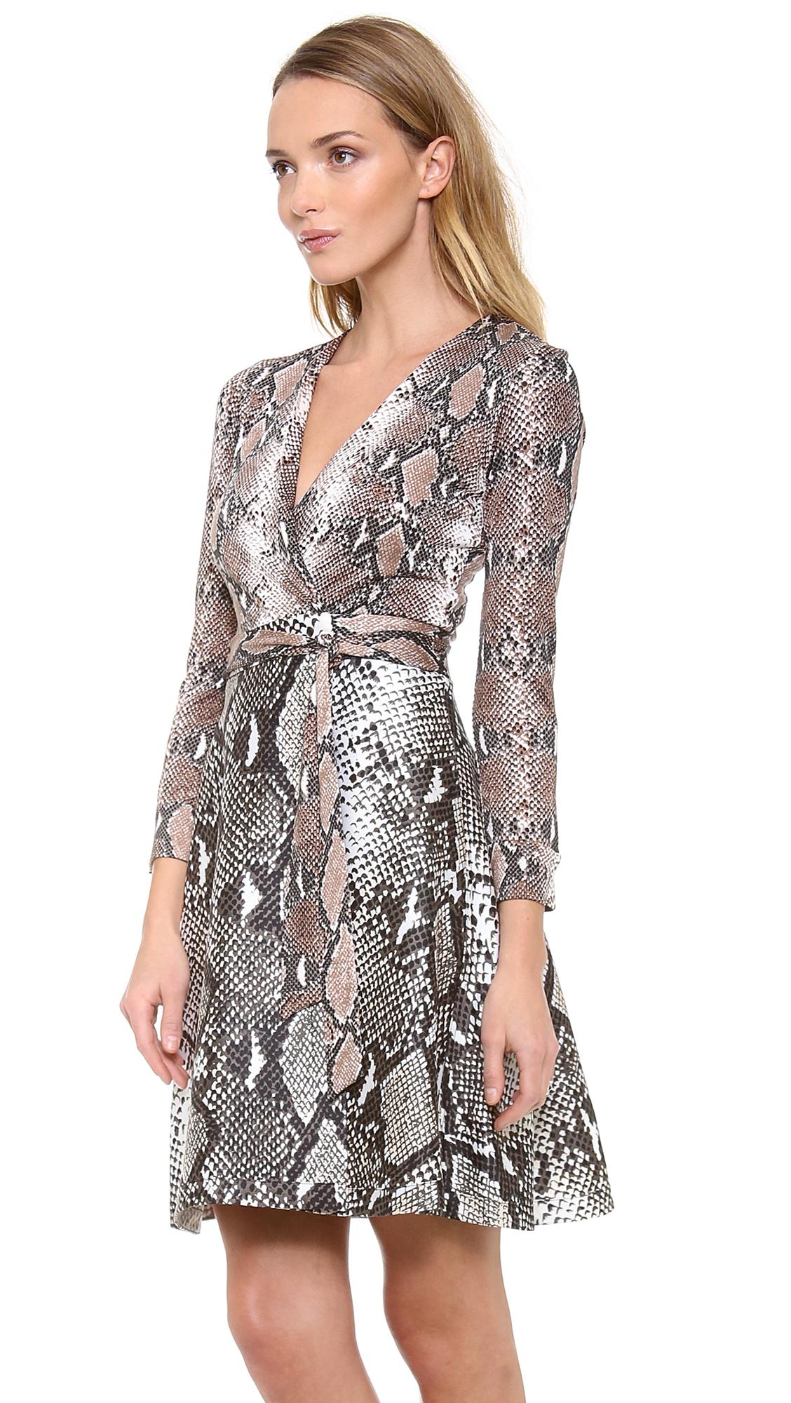 cf83a90cb41eb Diane von Furstenberg Amelia Wrap Dress | SHOPBOP