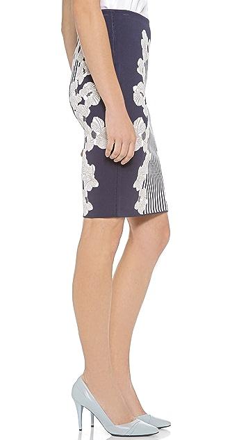 Diane von Furstenberg Kacee Pencil Skirt