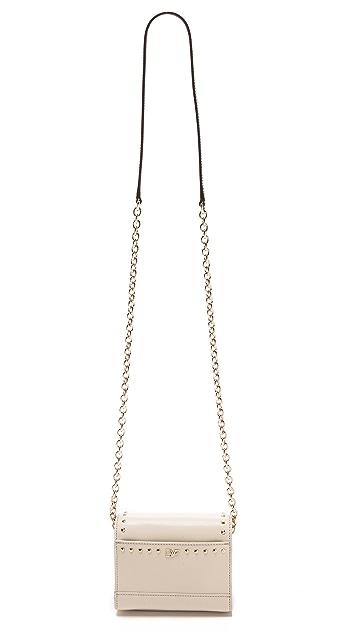Diane von Furstenberg Highline Micro Mini Cross Body Bag