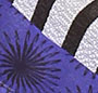 Harlequin Daisy Stripe