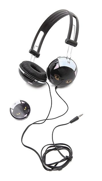 Diane von Furstenberg Cat Headphones