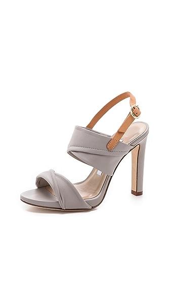 Diane von Furstenberg Jacey High Heel Sandals