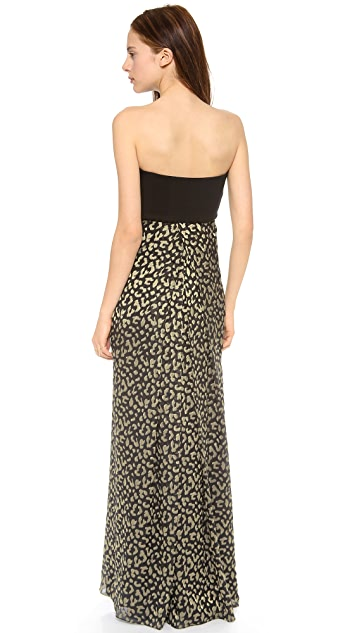 Diane von Furstenberg Adrianna Maxi Dress