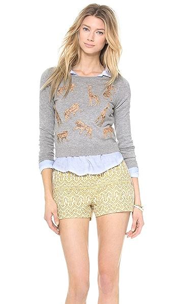 Diane von Furstenberg Praia Sweater