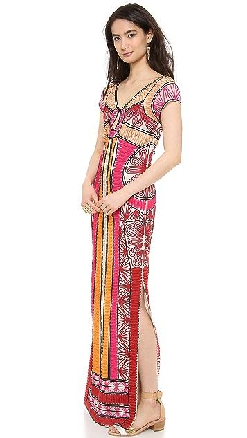 Diane von Furstenberg Ellison Maxi Dress
