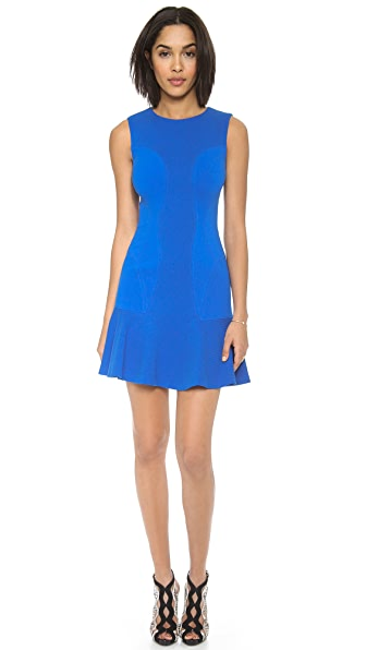 Diane von Furstenberg Jaelyn Drop Waist Dress