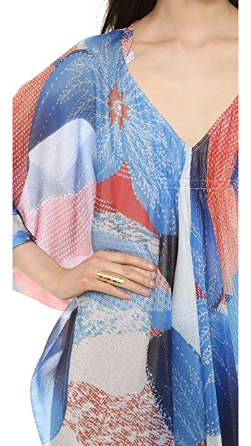 Diane von Furstenberg Fleurette Dress